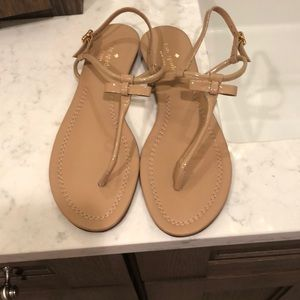 Kate spade sandals, never been worn